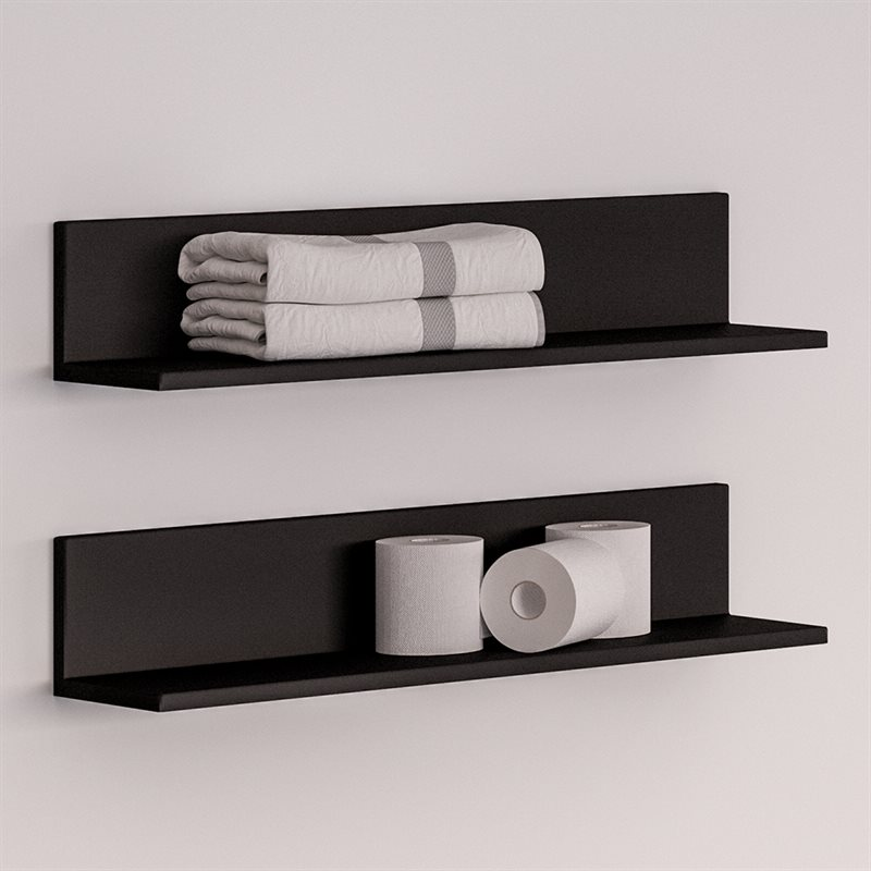 Wall-mounted Shelfs