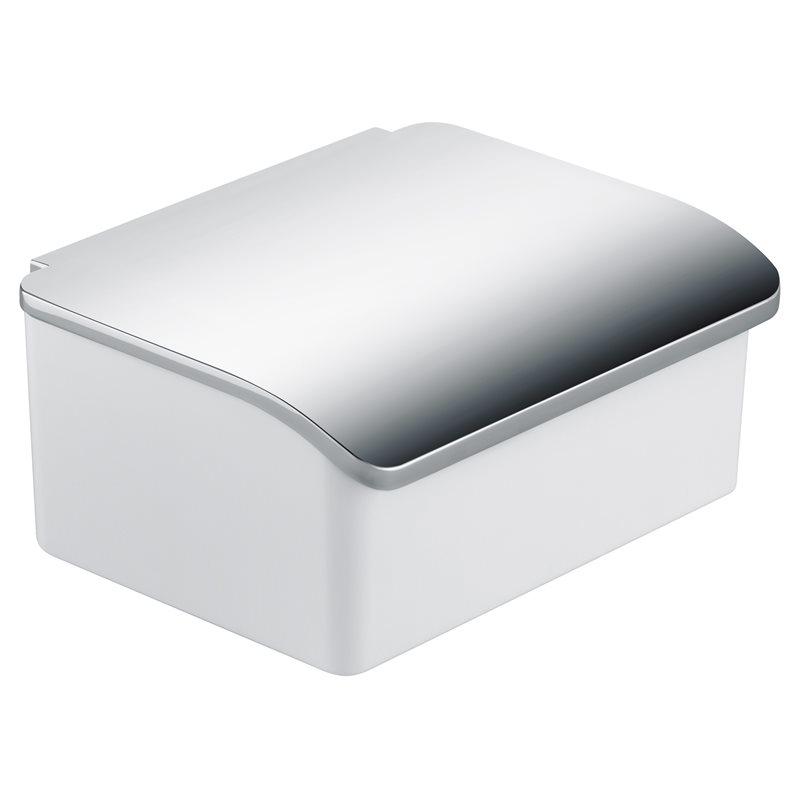Moist tissue box