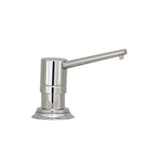 Soap dispenser with long spout
