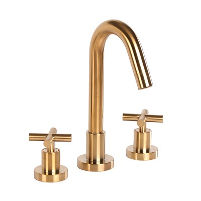 Cigno Faucet Brushed Gold
