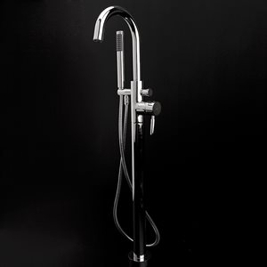 Cigno Faucet Polished Nickel