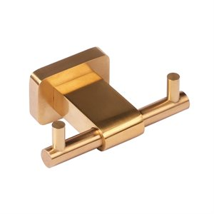 Eleganza Hardware Brushed Gold