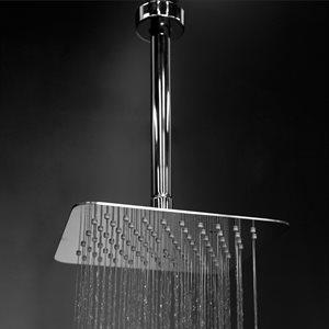 Eleganza Shower Head Matte Black