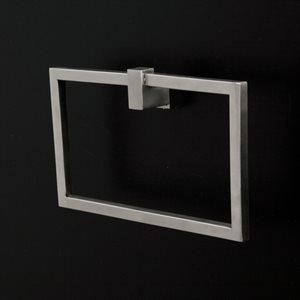 Quadro Hardware Matte Black