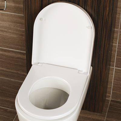 Giulia Toilet White