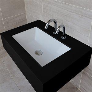 AQUASEI Bathroom Sink White