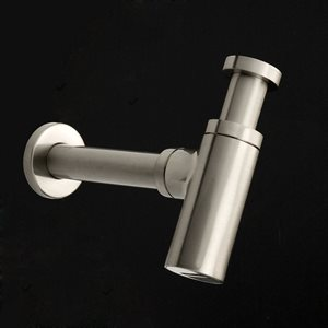 Trap Accessory Brushed Nickel