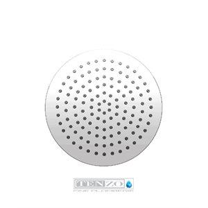 Ceiling shower headround20x20cm [8po]chrome