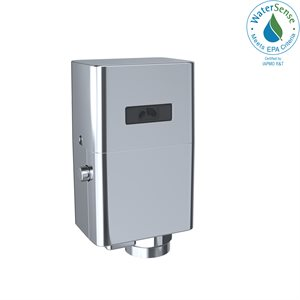 TOTO® ECOPOWER® Touchless 1.0 GPF Toilet Flushometer Valve, Polished Chrome - TET1UA#CP