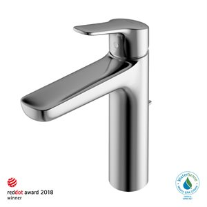 FAUCET,SINGLE LAV,GS (M) 1.2GPM CHROME PLATED W / POPUP